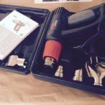 Skil Heißluftpistole 8004 AA (2.000W, LCD Temperatureinstellung