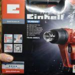 Einhell Heißluftpistole TH-HA 2000/1